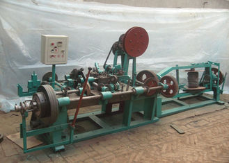 Professional Fully Automatic Barbed Wire Machine Easy Operation 1900mm*1300mm*980mm